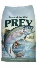 Prey Trout for Dogs